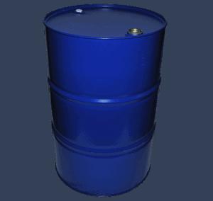 200 Liter Chemikalienb Stahlspundloch Fass