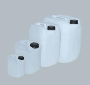 5-10-20-30 L PE - Kanister für Chemikalien